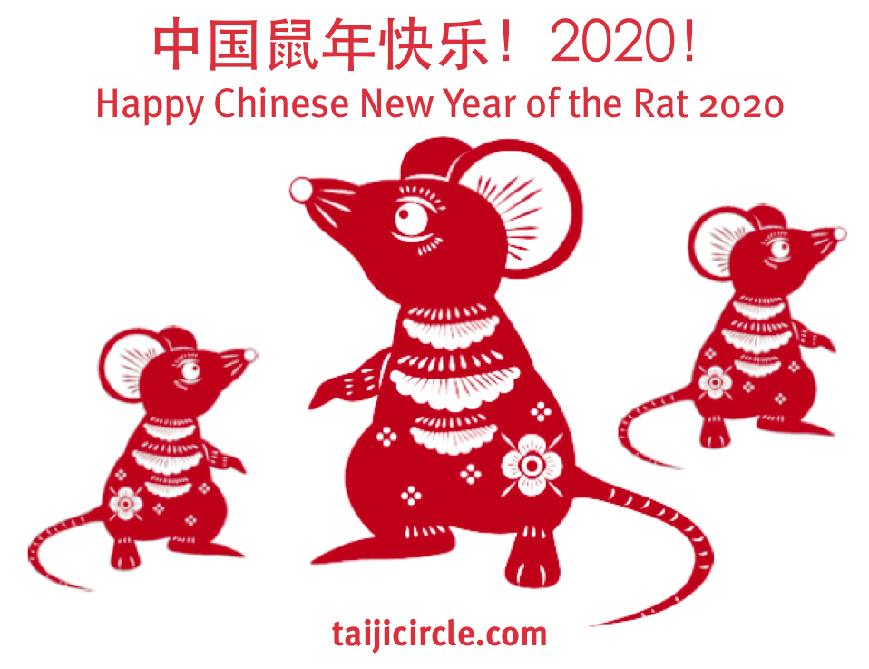 Happy Happy Chinese New Year 2020